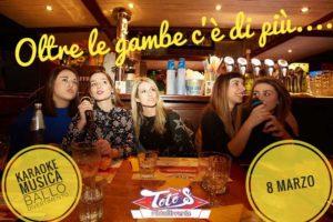 Toto's Pub - Festa della donna