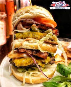 american burger
