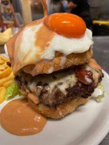 hamburger felicità